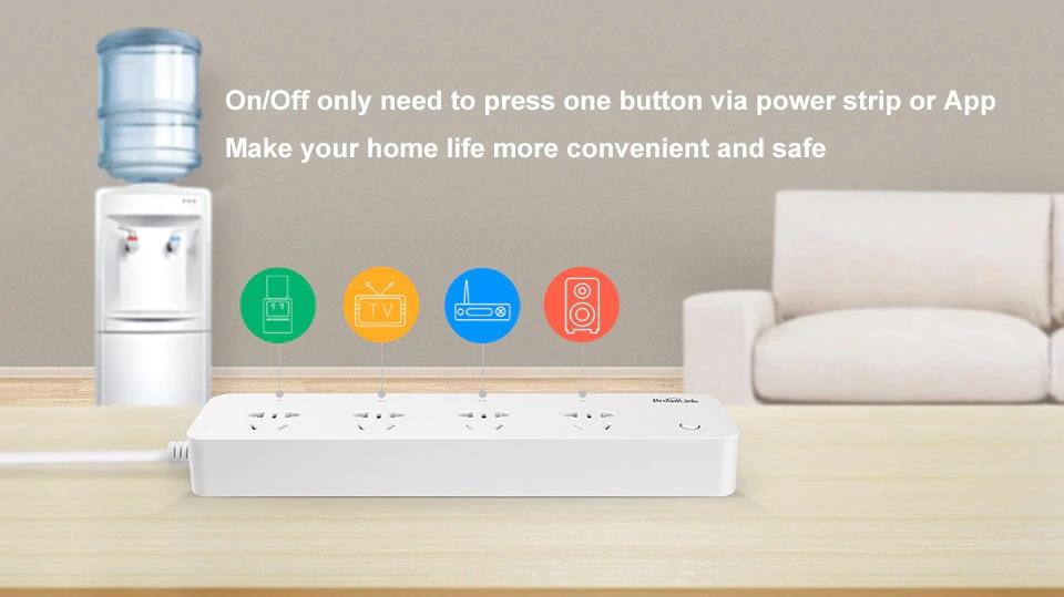 App Control Power Strip in BD