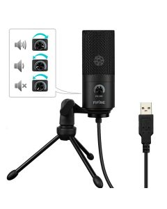 FiFine 669B Condenser Microphone in BD