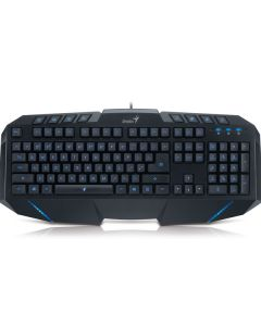 Genius KB-G265 Backlit Anti-Ghosting Gaming Keyboard