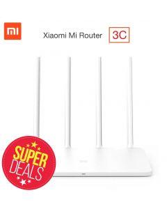 Super Deal- Xiaomi Router 3C (CN)- যারা পেমেন্ট করে অর্ডার করবেন সবাই পাবেন+Free Shipping