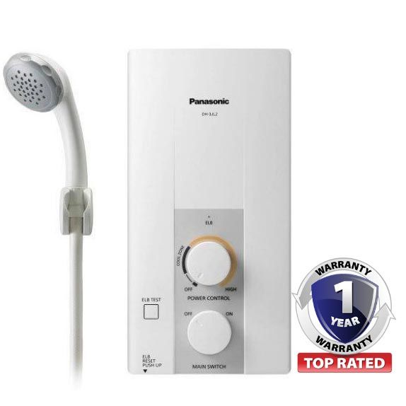 Panasonic Instant water heater (DH-3JL2) 103883
