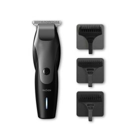 Xiaomi ENCHEN Hummingbird 10W High Power Hair Clipper With 3 Hair Comb - Black in BD at BDSHOP.COM