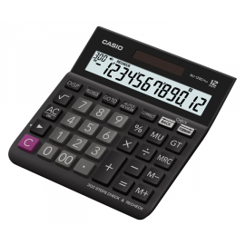 Casio WJ-120D Plus Desk Calculator 1007495
