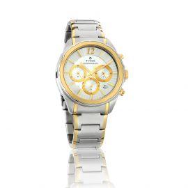 Titan Chronograph Watch (1748BM01)  107377