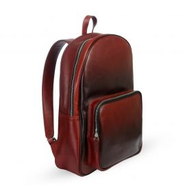 SSB Premium Leather Two-tone Gradation Everyday backpack SB-BP102 in BD at BDSHOP.COM