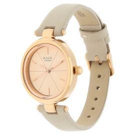 Titan Raga Viva Analog Blue Dial Women's watch 2579WL01 107541