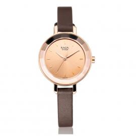 Titan Raga Viva Analog Rose Gold Dial Women's Watch 2575WL01 107539