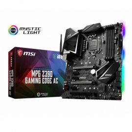 MSI MPG Z390 GAMING EDGE AC DDR4 8th/9th Gen Intel LGA1151 Socket Motherboard