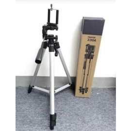 Aluminium Silver 330a Tripod, For Photography And Video 1007971