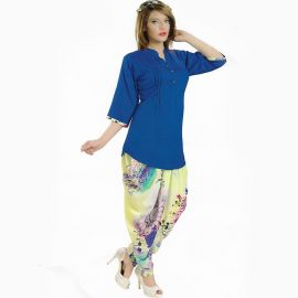 Women Top and Pajama Set  106802