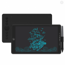 HUION H320M 2 IN 1 GRAPHIC TABLET 8192 LEVELS DIGITAL DRAWING PEN TABLET in BD at BDSHOP.COM