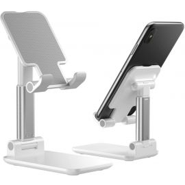 Phone & Tablet Stand- Foldable Portable Desktop Stand Adjustable Height and Angle Phone Holder for Desk in BD at BDSHOP.COM