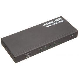 UGREEN 1x4 HDMI Amplifier Splitter Black 1007616