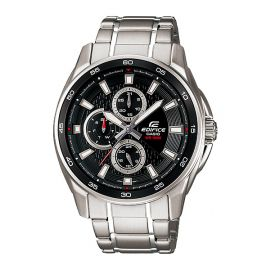 Elegant Casio Edifice Multi Dial Watch (EF-334D-1AV)