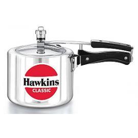 Hawkins pure virgin aluminium pressure cooker (CL3T)