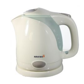 Novena Plastic Body electric kettle (NK-63)
