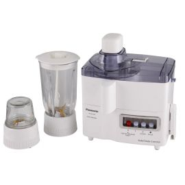 Panasonic 3-in-1 Juicer, Blender, Grinder (MJ-M176P)