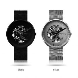 Original Xiaomi CIGA Design MY Mechanical Watch Leather & Chain Strap (Round Shape) 1007942