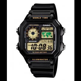 Casio Digital Watch (AE-1200WH-1BV) 102389