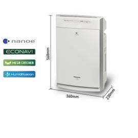 Panasonic ECONAVI Humidifying NANOE™ Air Purifier F-VXH50A 107554