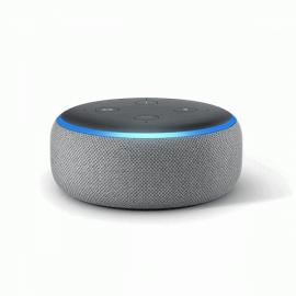 Amazon Alexa Echo Dot (3rd Gen) - Improved Smart Speaker and WiFi Switch Control Device 106865