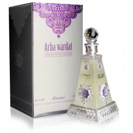 Rasasi Arba Wardat Perfume Oil - 30ml 105439