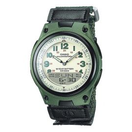 Casio AW-80V-3BV- Dual Time Watch 106234