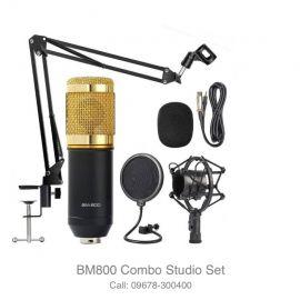 BM800 Condenser Microphone Combo Box For Studio  1007439