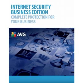 AVG Internet Security Business Edition (10 Users / 1 Year) 105396