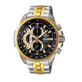 Casio Limited Edition Gold Plated Edifice Watch- EF-558SG-1AV