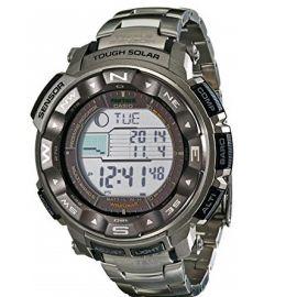 Casio Men's PRW-2500T-7CR Pro Trek Tough Solar Digital Sport Watch 107721