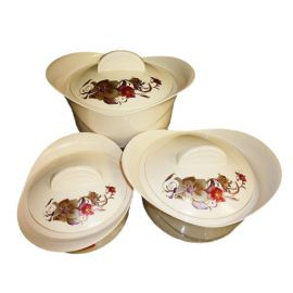 Milton Regalia Casserole 4Pcs Set (Glass Lid) in BD at BDSHOP.COM