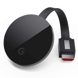 Google Chromecast Ultra- 4K Supported Best Online Streaming Device for YouTube, Netflix 106087