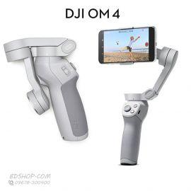 DJI OM 4 Gimbal for Smartphone- best for Travel, Cinematography Video & Vlogging  in BD at BDSHOP.COM