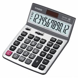 CASIO Electronic Calculator 12 Digits DX-120ST 107707