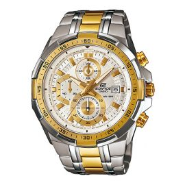 Casio Edifice Gold ion plated Watch - EFR-539SG-7AV 105080