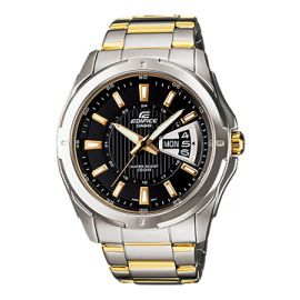 Casio Edifice Gold tone Watch for Gents (EF-129SG-1AV) 101110