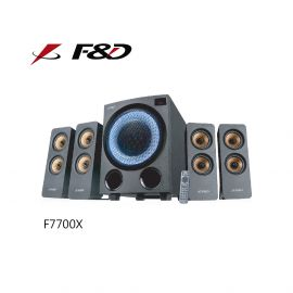 F&D F7700X 4:1 Multimedia Bluetooth Speaker in BD at BDSHOP.COM