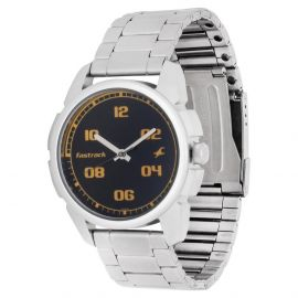 Fastrack stylish Analog watch for men (NG3089SL04) 105846
