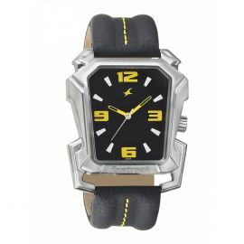 Fastrack watch with smart oval shape dial (3131SL02) 105864