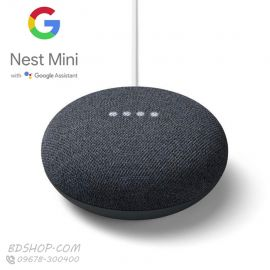 Google Nest Mini (2nd Generation) Smart Speaker with Google Assistant in BD at BDSHOP.COM