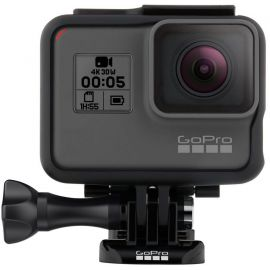 GoPro Hero 5 Black - 12 MP, 4K Ultra HD Waterproof Action Camera 106042