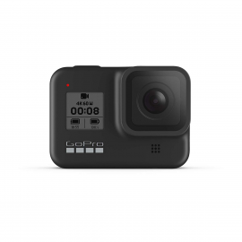 GoPro Hero 8 Black - Waterproof Action Camera with Touch Screen 4K Action Camera 1007319