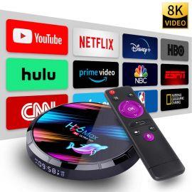 H96 Max X3 8K Smart TV Box 4GB/ 64GB 1007767