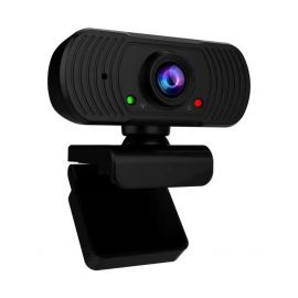Best Budget Streaming Webcam- USB Webcam with Built-in Microphone (Full HD 1080p) 1007782