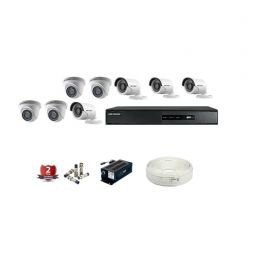 Hikvision 8 Channel 2MP CCTV Camera 106574