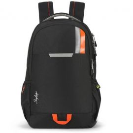Komet 01 School Bag Black 106835A