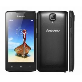 Lenovo A1000 Smart Phone, Black 105687