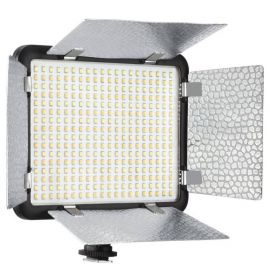 Rechargeable LED Video Light with Battery and Charger- (Simpex 320) 107717