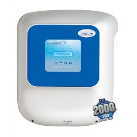 Livepure Touch 2000 Plus (RO+UV+UF) water purifier